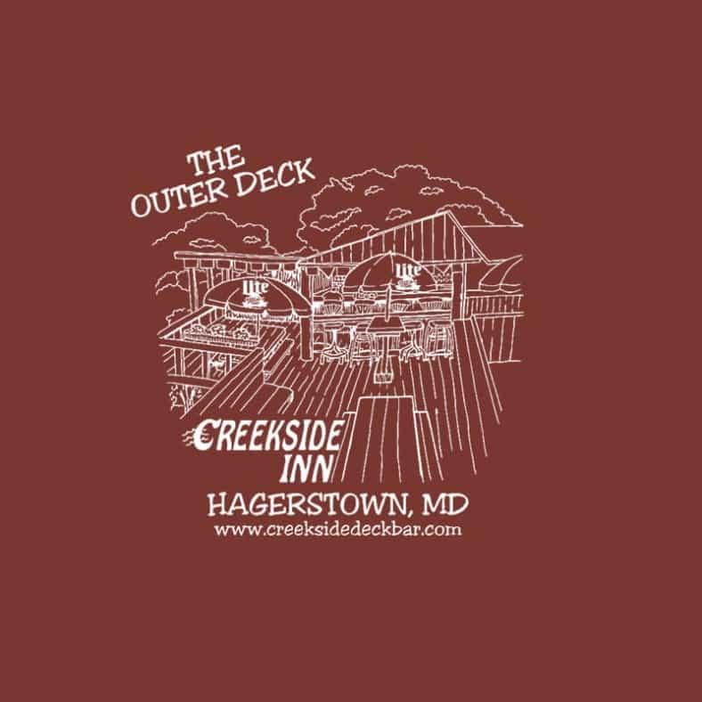 Creek Side Deckbar Hagerstown