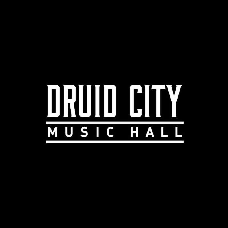 Druid City Music Hall Tuscaloosa