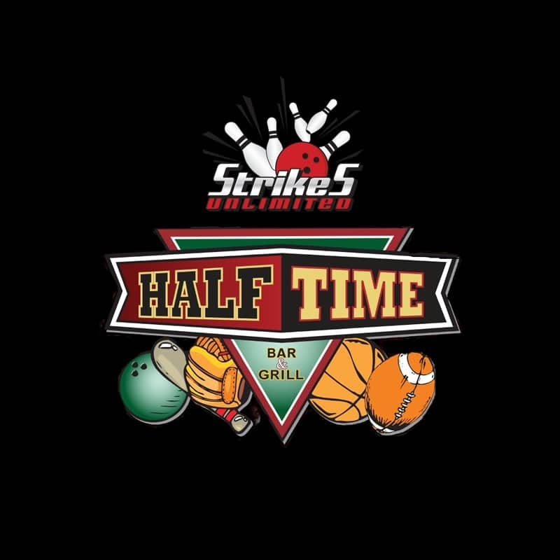Strikes Unlimited and Half Time Bar & Grill