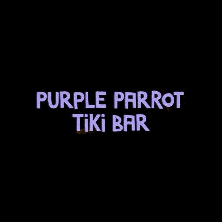Purple Parrot Tiki Bar Perdido Key