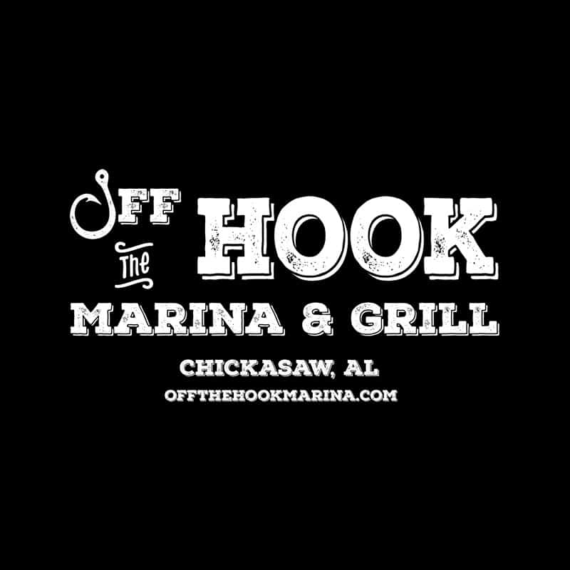Off The Hook Marina & Grill Chickasaw