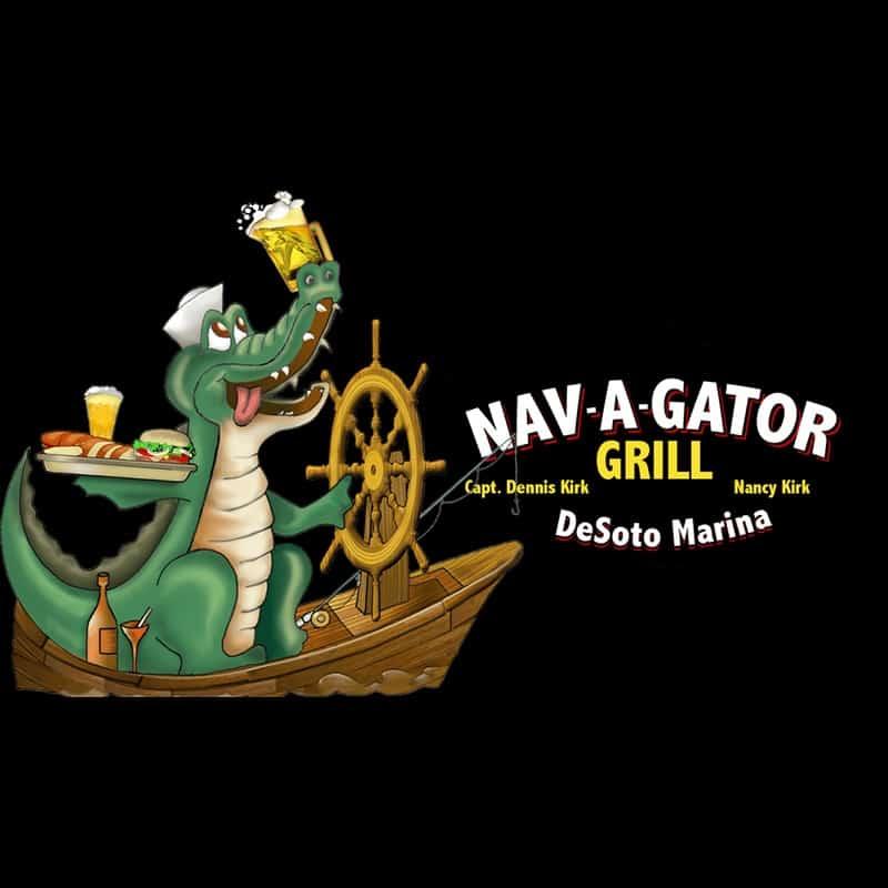 Nav-A-Gator Grill Arcadia