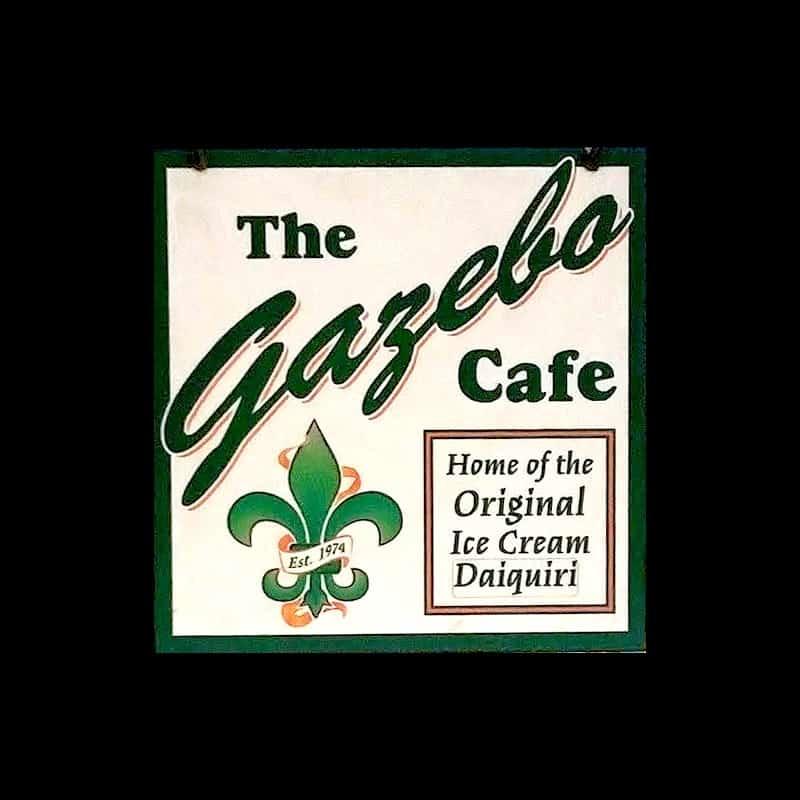The Gazebo Café New Orleans
