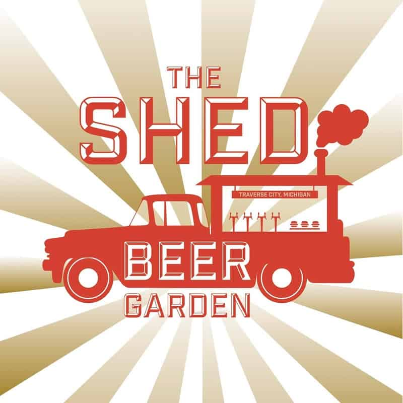 The Shed Beer Garden Traverse City