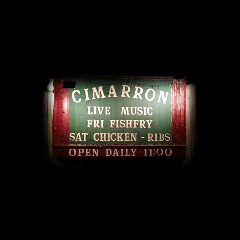 Cimarron Bar & Grill Menasha