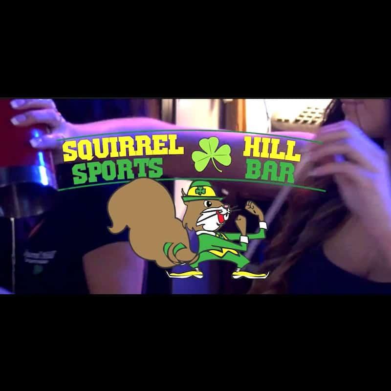 Squirrel Hill Sports Bar Pittsburgh