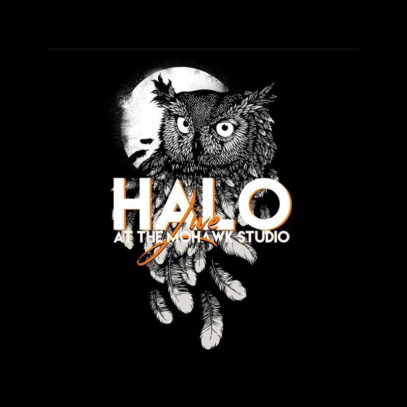 HALO Live at The Mohawk Studio Sandusky