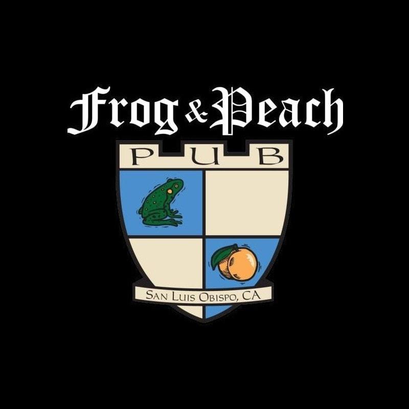 Frog & Peach Pub San Luis Obispo