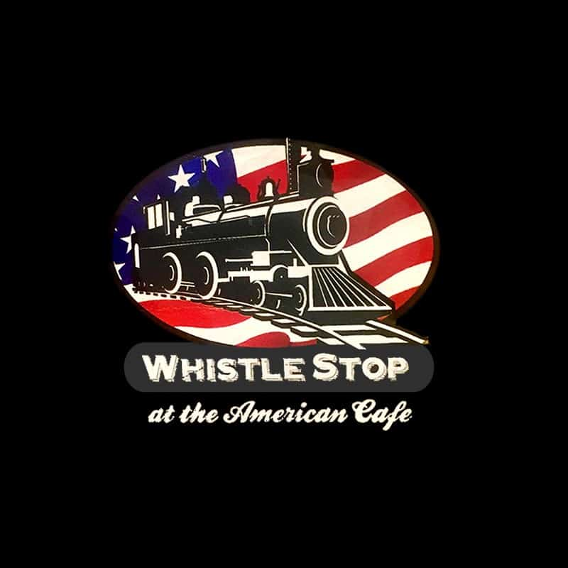 Whistle Stop at The American Café Travelers Rest