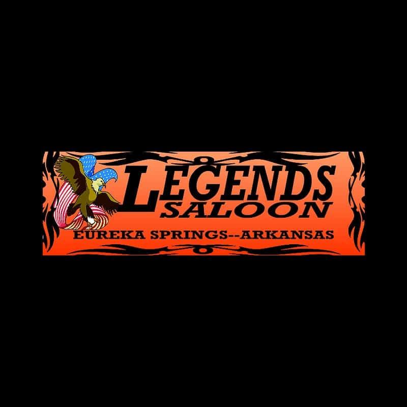 Legends Saloon Eureka Springs
