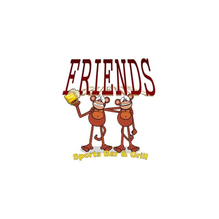 Friends Sports Bar and Grill 768x768