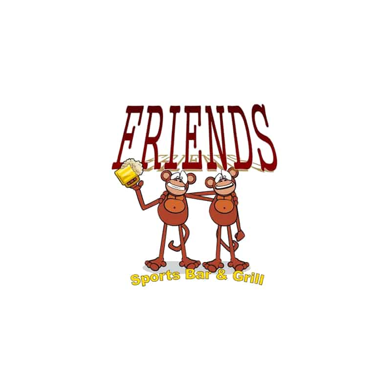 Friends Sports Bar and Grill