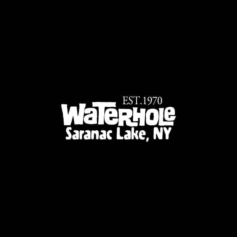 Waterhole Saranac Lake