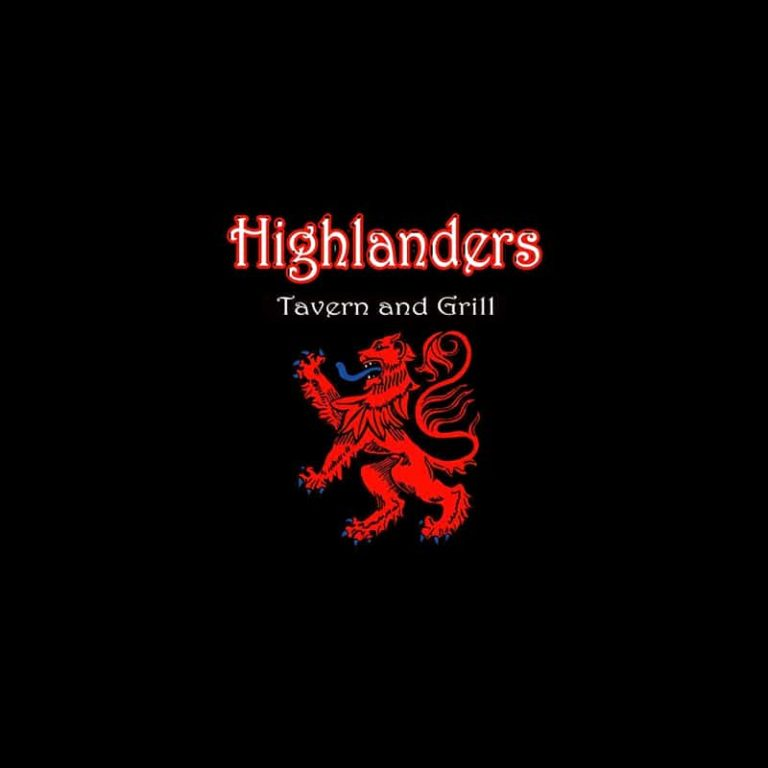 Highlanders Tavern and Grill 768x768
