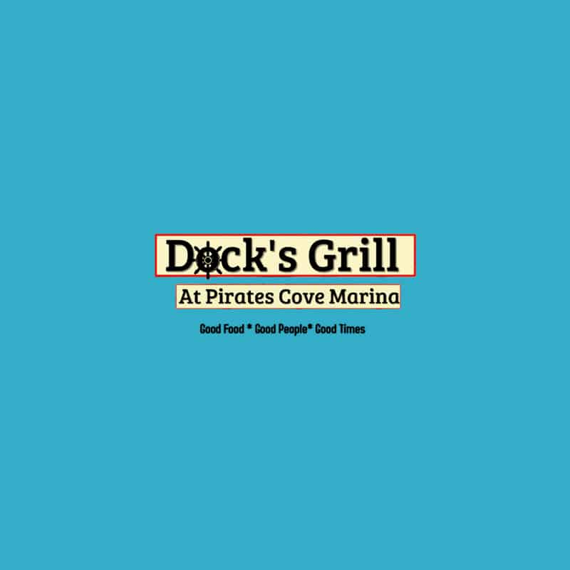 Docks Grill at Pirates Cove