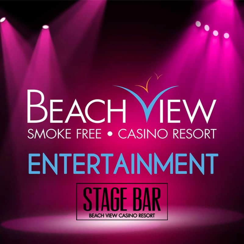 Beach View Stage Bar