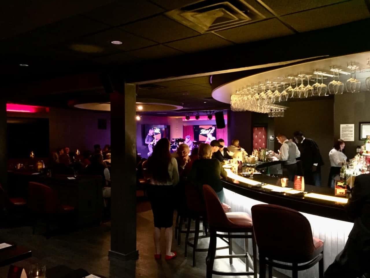 Motif Jazz Cafe