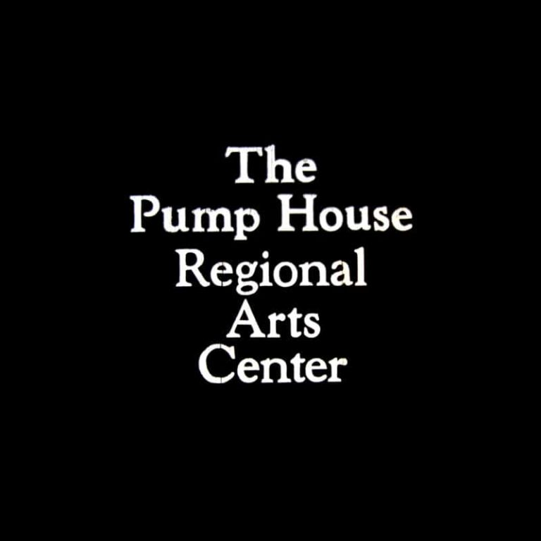 The Pump House Regional Arts Center 768x768