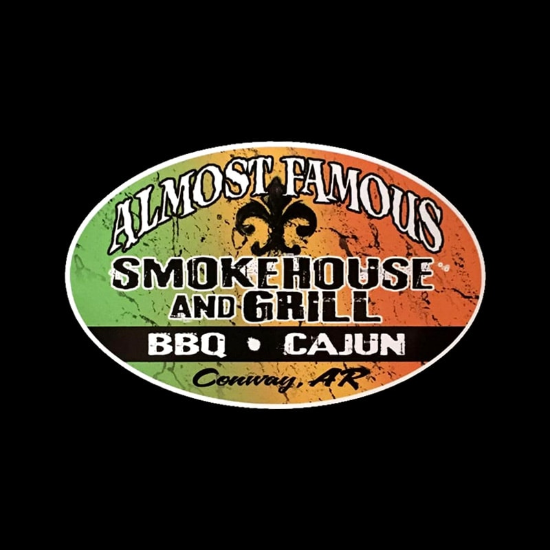 Almost Famous Smokehouse & Grill Conway