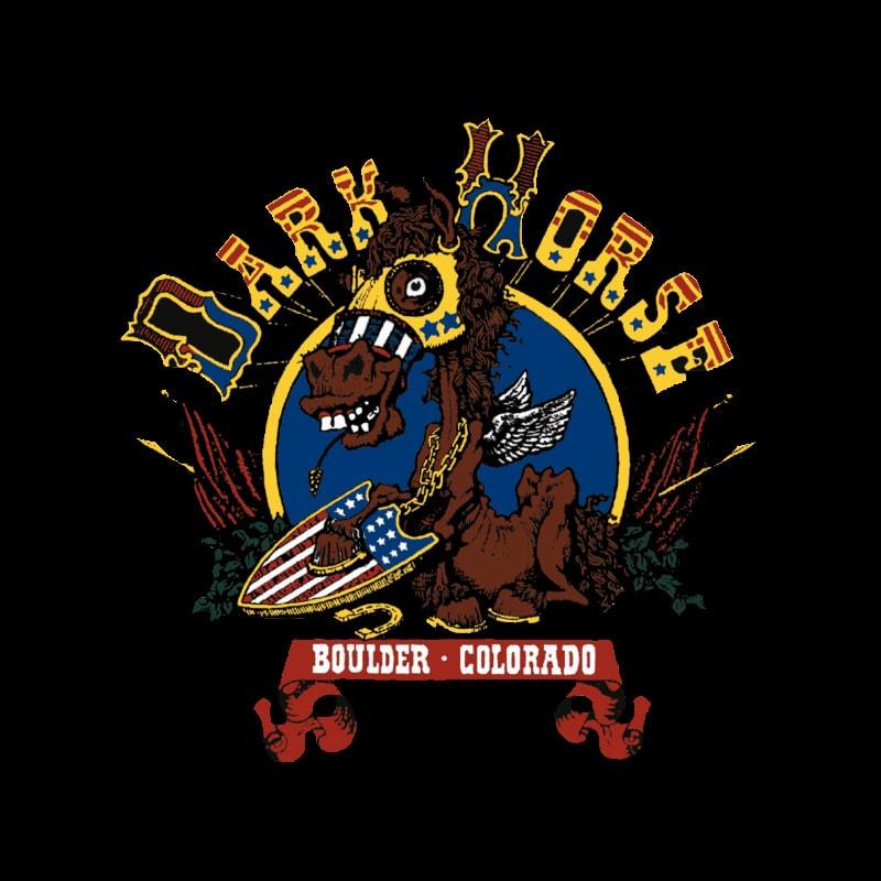 Dark Horse Boulder