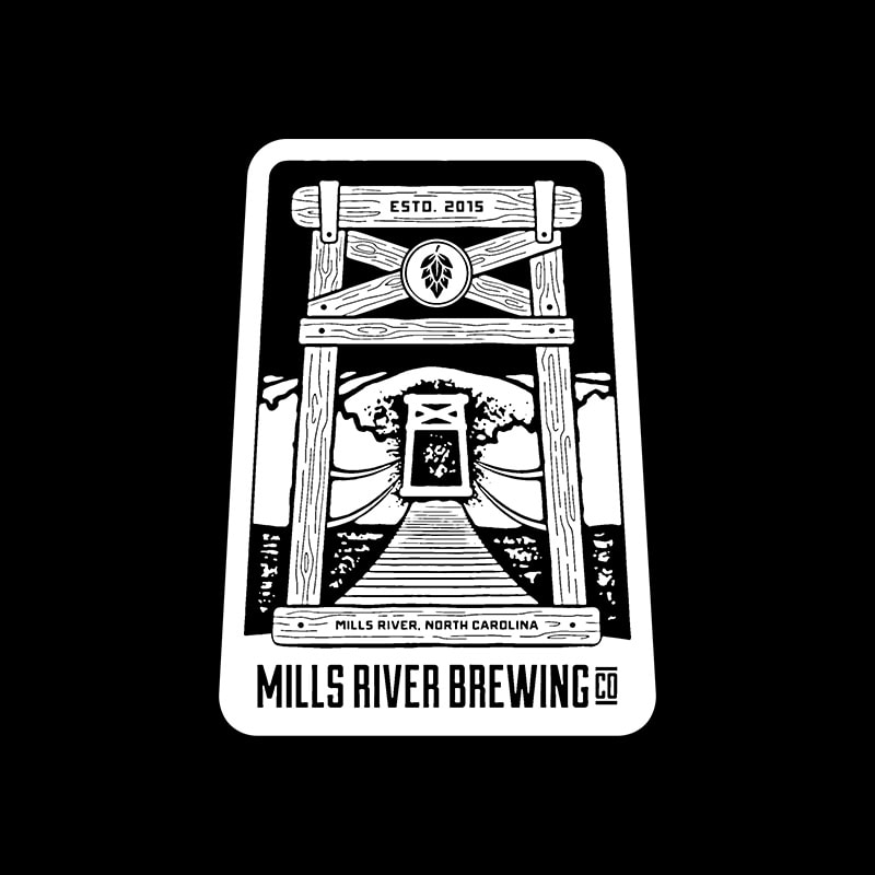 MIlls River Brewing Company