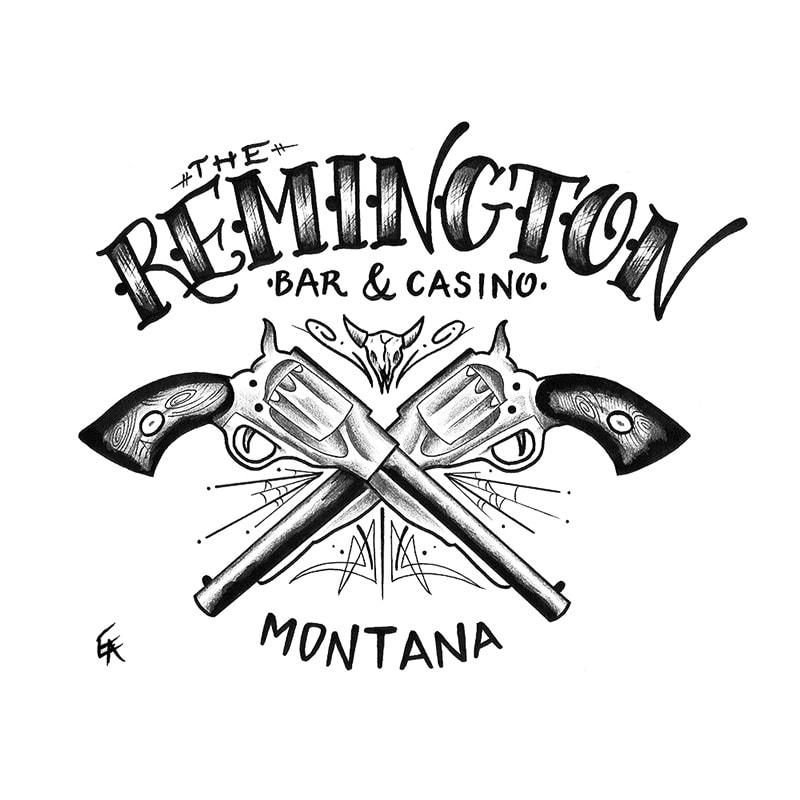 Remington Bar and Casino Whitefish