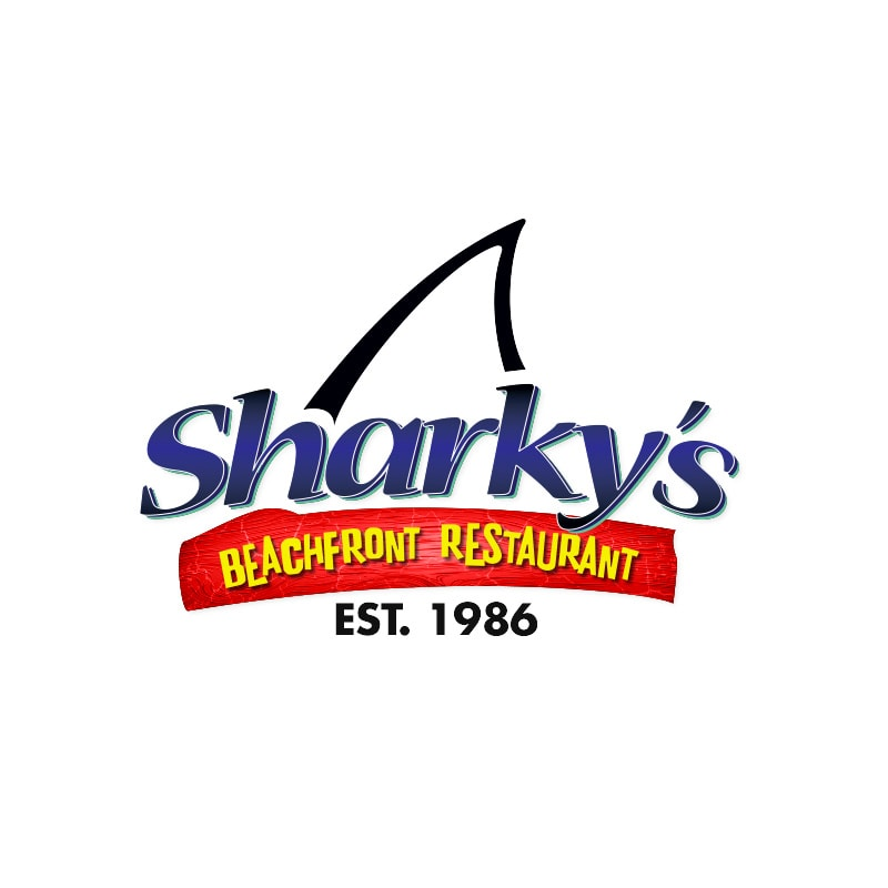 Sharkys Beachfront Restaurant Panama City Beach