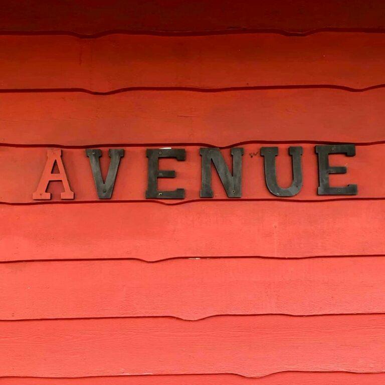 The Avenue Café Lansing