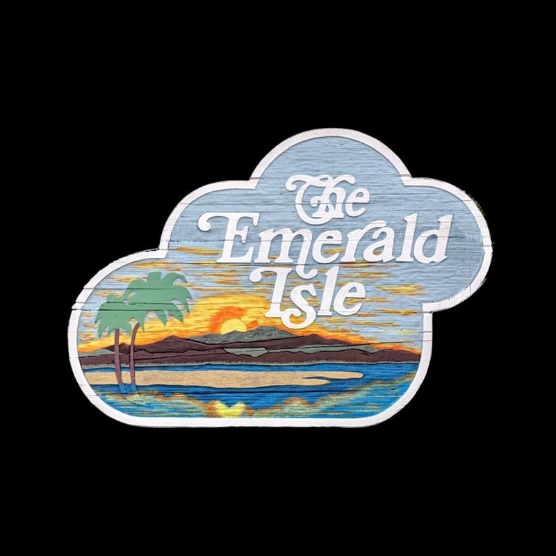 The Emerald Isle Aurora