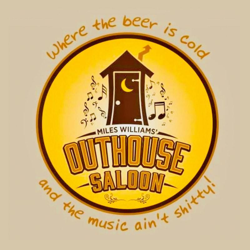 Miles Williams' Outhouse Saloon Sallisaw