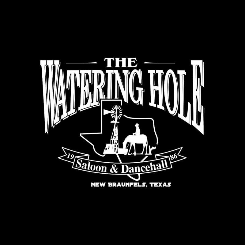 The Watering Hole Saloon & Dancehall New Braunfels, Texas
