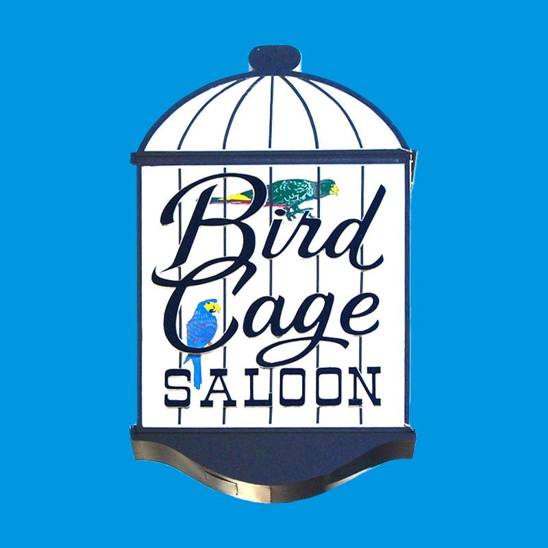 Bird Cage Saloon Prescott