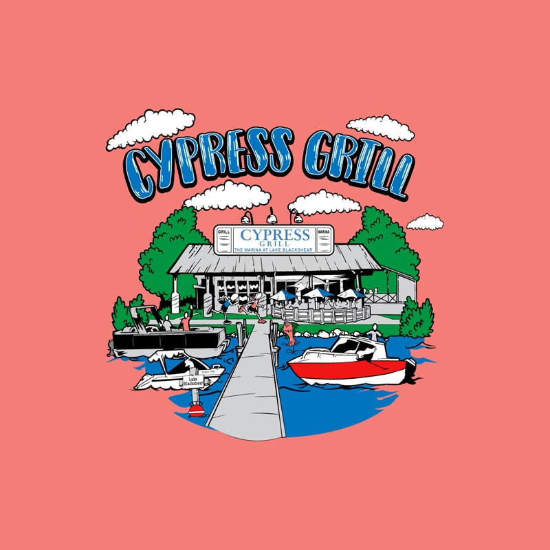 Cypress Grill at The Marina at Lake Blackshear Cordele