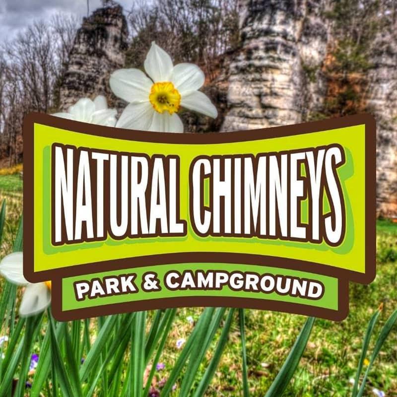 Natural Chimneys Park & Campground Mt. Solon
