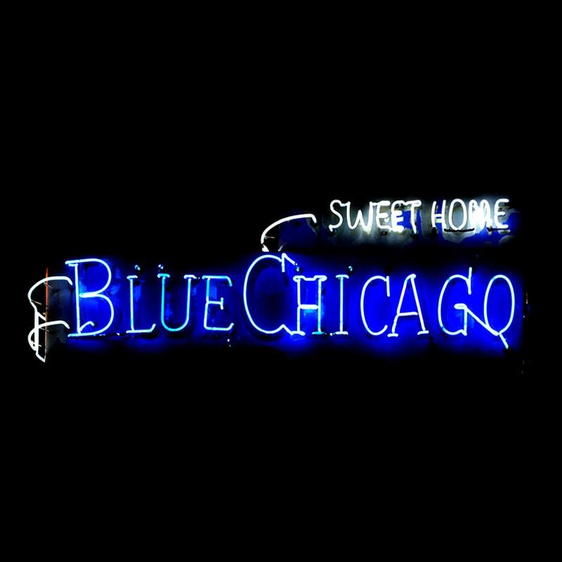 Blue Chicago Chicago