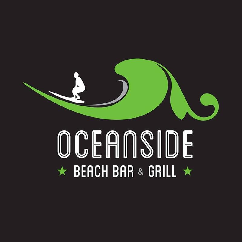 Oceanside Beach Bar & Grill Flagler Beach