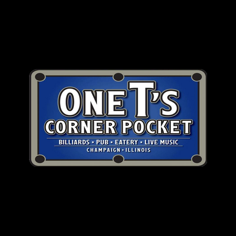 One T's Corner Pocket Champaign