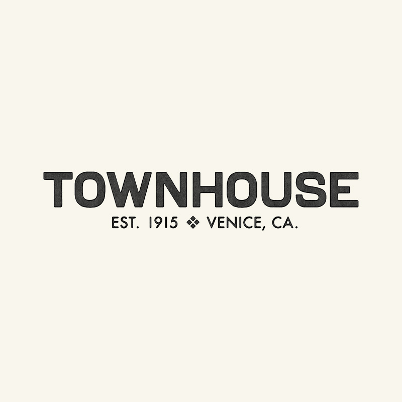 Townhouse Los Angeles